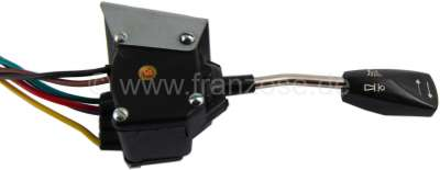 Citroen-2CV Blinker + Hupenschalter Citroen Ami8. Der Schalter kann auch für Citroen DS ab 1969 benutz