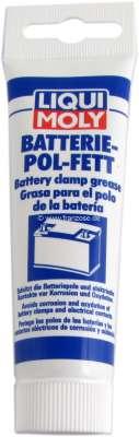 Renault Batteriepolfett, 50g Tube.