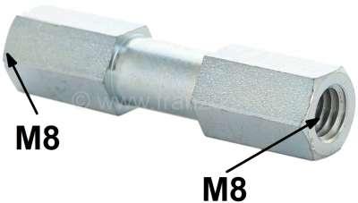 Citroen-2CV Bremsleitungen + Hydraulikleitungsverbinder, für Leitungen mit 3,5 - 3,75mm Durchmesser. G