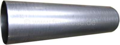Citroen-2CV Federtopfmantel grosser Durchmesser, angefertigt aus Edelstahl. 130-135mm. Passend für Cit