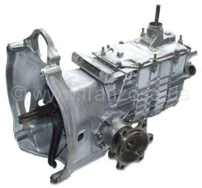 Citroen-2CV Getriebe im Austausch. Passend für Citroen 2CV6 mit Trommelbremse.  250 Euro Altteilpfand.