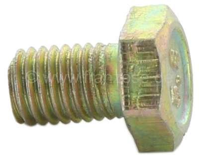 Citroen-2CV Fiehkraftkupplung, Schraube M7 x 9,2mm. Für Citroen 2CV.