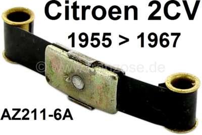 Citroen-2CV Zündung: Fliehgewicht für die Zündung, passend für Citroen 2CV, von Baujahr 1955 bis 1967.