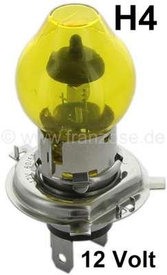 Sonstige-Citroen Glühlampe 12 Volt, H4, 55/60 Watt, in gelb!!! Nicht zulässig im Geltungsbereich der StVO.