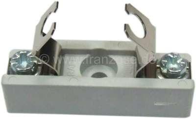Sonstige-Citroen Glühlampensockel für Soffitte 6+12 Volt, universal passend. Qualitativ sehr hochwertiges P