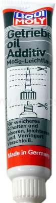 Citroen-2CV Getriebeöl, Additiv 20g. Passend für 1 Liter Getriebeöl. Das Additiv vermindert Verschleiß