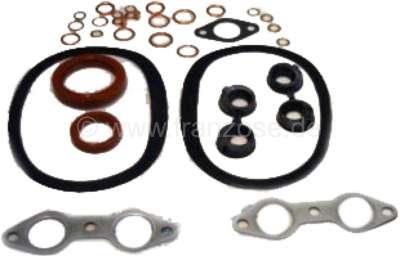 Citroen-2CV 2CV, 425ccm, Motordichtsatz incl. Simmerringe. Zylinderbohrung 66mm. Verbaut von Baujahr 1