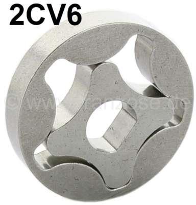 Citroen-2CV Ölpumpe für Citren 2CV6. Nachbau. Die Pumpe wird ohne Gehäuse geliefert. Passend für alle
