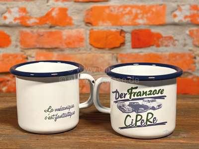 Citroen-2CV Kaffeebecher