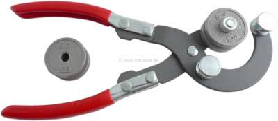 Renault Biegezange für Bremsleitungen! Geeignet für Blech-, Kupfer-, Stahl- und Aluminiumleitungen