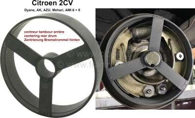 Citroen-2CV Bremsenzentrierwerkzeug, für die hintere Bremstrommel. Passend für Citroen 2CV.