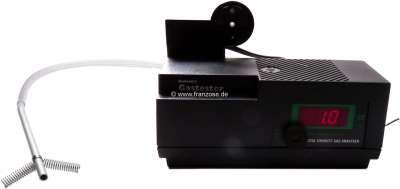 Citroen-2CV CO Tester (Abgastester). Digital. Optimal für den erfahrenen Mechaniker, um den Vergaser e