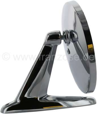 Peugeot Spiegel rund. Durchmesser: 120mm. Komplett aus Metall angefertigt. Lochabstand Verschraubu