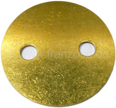 Citroen-2CV Drosselklappe 35mm Durchmesser, Solex 26/35CSIC. Verbaut in 2CV, Dyane, Ami, Mehari