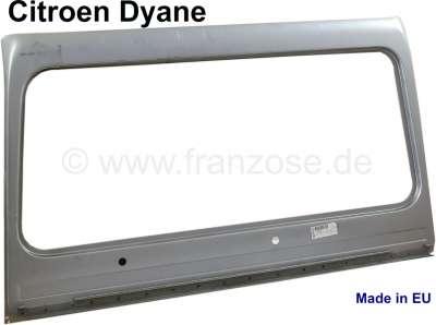 Citroen-2CV Dyane, Windschutzscheibenrahmen. Passend für Citroen Dyane. Or. Nr. AY813-1. Made in EU.