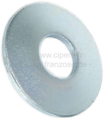 Citroen-2CV Bremsenzentrierung: Bremsbacken Zentriernockenachse Unterlegscheibe, passend für Citroen 2