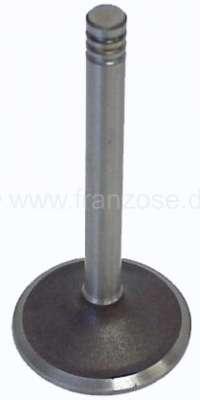 Citroen-2CV Ventil 2CV6, Auslass, per Stück. Durchmesser: 34mm, Länge: 87,1mm. Or.Nr.: 95536027