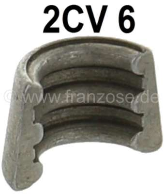 Citroen-2CV Ventilkeil für Citroen 2CV6, letzte Ausführung. Der Ventilschaft hat 3 Rillen. Passend für