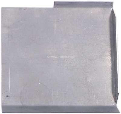 Citroen-DS-11CV-HY A-Säule, Blech für die Verstärkung hinter der A-Säule links. Passend für Citroen DS.