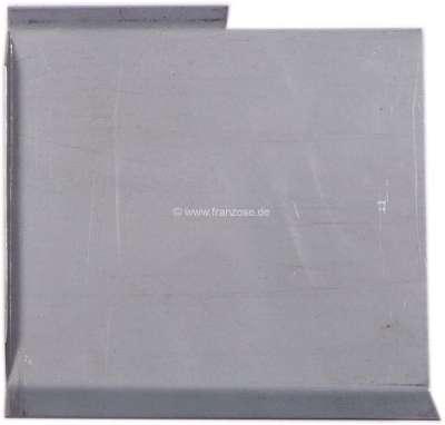 Citroen-DS-11CV-HY A-Säule, Blech für die Verstärkung hinter der A-Säule rechts. Passend für Citroen DS.