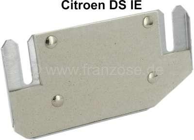 Citroen-DS-11CV-HY Auslasskrümmer Hitzeschutz Platte, mit Isolation (Befestigung mit 4 Nieten). Passend für C