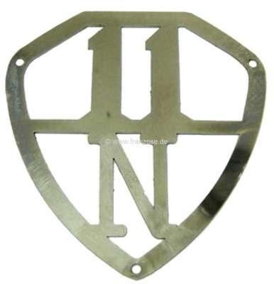 Citroen-DS-11CV-HY Emblem