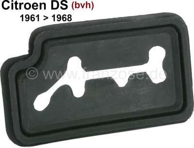 Citroen-DS-11CV-HY Gummimanschette, für die Abdichtung des Schalthebel (Schalthebelmanschette) in der Lenksäu