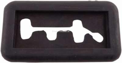 Citroen-DS-11CV-HY Gummimanschette, für die Abdichtung des Schalthebel (Schalthebelmanschette) im Armaturenbr