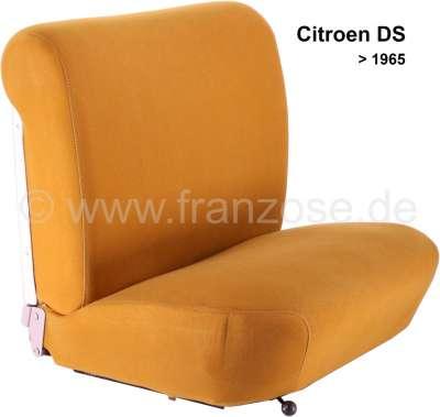 Citroen-DS-11CV-HY DS >1965, Sitzbezüge vorne + hinten, Citroen DS (Non Pallas) bis Baujahr 1965 (niedrige Rü