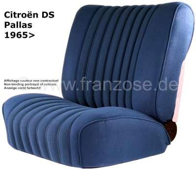 Ds Pallas Sitzbezuge Vorne Hinten Citroen Ds Pallas Farbe