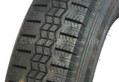 Citroen-DS-11CV-HY Reifen 185/400 X / TT, Hersteller Michelin. Passend für Citroen 11CV und Citroen DS. Auf B