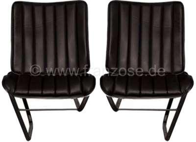 Sonstige-Citroen Sitzbezug schwarz, aus Kunstleder (links oder rechts passend). Passend für  Citoen HY, von