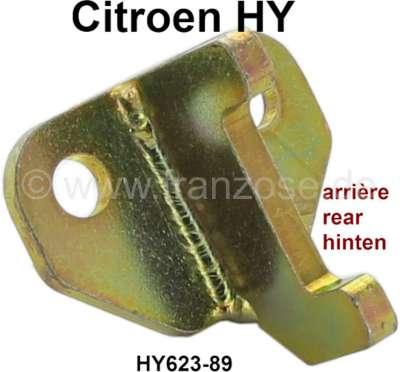 Citroen-DS-11CV-HY Wagenheber Aufnahme hinten (per Stück, links oder rechts passend). Passend für Citroen HY.
