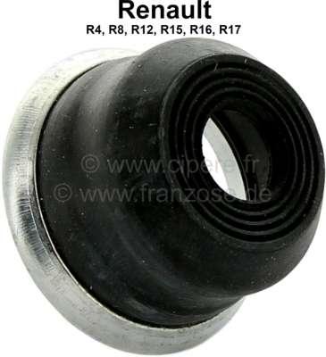 Renault Staubkappe für das Lenkgetriebe. Passend für Renault R4, R8, R12, R15, R16, R17. Innendurc