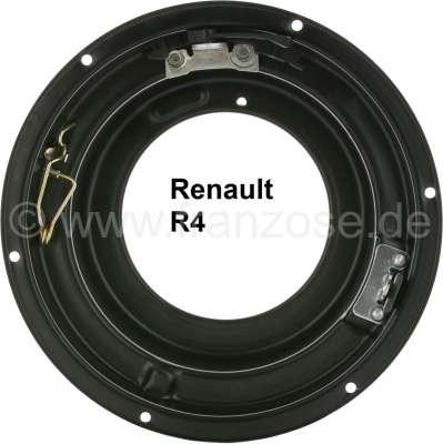 Renault R4, Scheinwerfertopf (Scheinwerferhalterung) aus Metall. Passend für Renault R4.