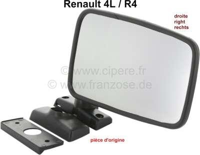 R4 spiegel rechts kunststoffgeh use schwarz passend for Spiegel runterladen