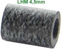 Hydraulikleitung + Bremsleitungsdichtung (Tülle) grün. Für LHM (grüne Hydraulikflüssigkeit), 4,5mm Leitung (Verschraubung 9mm). Passend für Citroen DS, HY mit Hydraulik, GS, CX usw. - 13098 - Der Franzose
