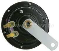 Hupe 6 Volt. Universal passend. Durchmesser: Ca. 100mm. Komplett aus Metall angefertigt. -1 - 90917 - Der Franzose