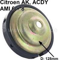Reibscheibe+%28Teller%29+f%FCr+den+gro%DFen+Federtopf.++Ca.+128mm+Durchmesser.+Passend+f%FCr+Citroen+AK%2C+ACDY%2C+Ami+6%2B8.