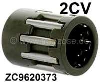 Nadellager für die Primärwelle, passend für Citroen 2CV,  Innendurchmesser: 14,5mm, Außendurchmesser: 20mm. Höhe 26,5mm. Or. Nr. ZC9620373 | 10455 | Der Franzose - www.franzose.de