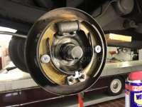 Bremsbacken hinten. Passend für Citroen 2CV, Dyane, AK, ACDY, AMI. Original Herstellerqualität. Made in Spain -1 - 13004 - Der Franzose