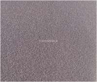 Holmverkleidungen Innenraum, Citroen 2CV. Alte Version, ohne Fenster in der C-Säule. Stoff hellgrau (Schaumstoffrückseite) -1 - 18087 - Der Franzose