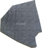 Innenverkleidung Seitenblech, vorne rechts. Farbe schwarz. Passend für Citroen 2CV. - 18141 - Der Franzose