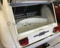Kofferraumverkleidung für den Citroen 2CV. Made in France. -1 - 18788 - Der Franzose