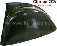 2CV, Kotflügel hinten links für Citroen 2CV. Hersteller Citroen! Teuer, aber auch die beste Wahl! - 15131 - Der Franzose