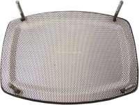 Lautsprecherabdeckung Chrom, eckig, 120x160mm. Universal passend. Per Stück -2 - 18510 - Der Franzose