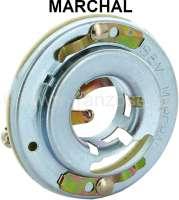 Lampenfassung für den Scheinwerfer MARCHAL (42mm Reflektor Öffnung). Passend für Citroen 11CV und vielen anderen französischen Fahrzeugen. Sockel Ba21d. Passende Glühlampen für den Hauptscheinwerfer: 14353 6 Volt 40/45Watt - Farbe gelb. 14076 6 Volt 40/45W klar. - 60798 - Der Franzose