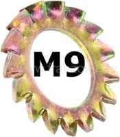 M9, Zahnscheibe