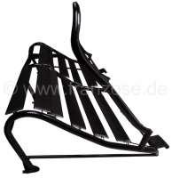 Sitzbankgestell hinten, klappbar! Passend für Citroen 2CV6 + 2CV4. Wir haben das hintere Sitzbankgestell nachbauen lassen. Dabei haben wir es gleich so gemacht, dass die Rückenlehne, der hinteren Sitzbank, klappbar ist. Super praktisch! Die Sitzbankgestelle werden von einer kleinen Fabrik in Nordeuropa gefertigt. Die Sitzbank wird ohne die Gurte geliefert! -2 - 18489 - Der Franzose