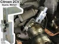 Bremsenzentrierung: Bremsbelag Zentrierwerkzeug vorne, für die Trommelbremse. Passend für Citroen 2CV, bis Baujahr 1981. AMI, Dyane, Mehari. - 13234 - Der Franzose